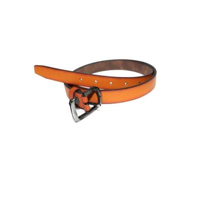 Mens Genuine Leather Belt - Classic Century Range - Brown