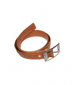 Genious Men Casual, Formal, Party  Brown Genuine Leather Reversible Belt