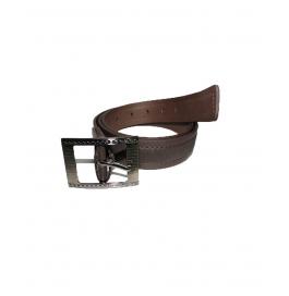 Men's Classic Leather Belt,brown Colors, Regular Big & Tall Sizes