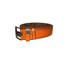Men's Classic Leather Belt,light Brown Colors, Regular Big & Tall Sizes