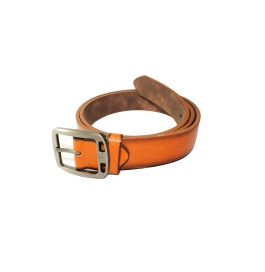 Men Casual Genuine Leather Belt Brown