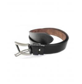 Men Casual Black & Brown Formal Belt