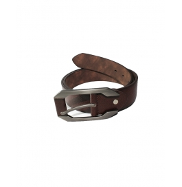 Men Formal Brown Belt