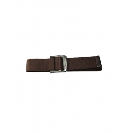 Boys Casual Brown Color Canvas Belt