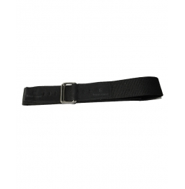 Boys Casual Black Canvas Belt