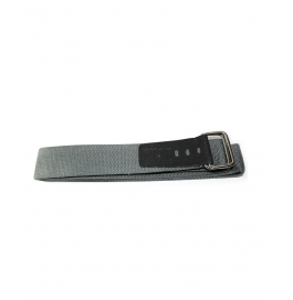 Boys Casual Gray Canvas Belt