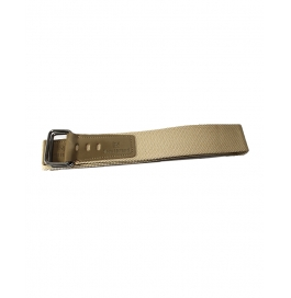 Boys Casual Light Brown Canvas Belt