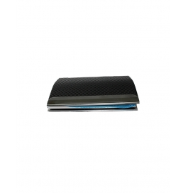 Blocking Stainless Steel Black  Card Holder Case