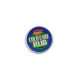 Rajsha Cold Care Rub Balm 10gm