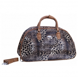 Knight Vogue Duffle Bag Printed