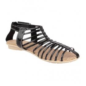 Sarva Womens Sandal Black