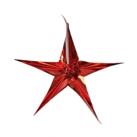 Christmas Tree / Door / Wall / Light Cover Hanging Star Decoration
