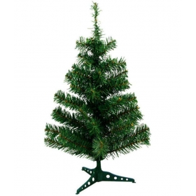 Christmas Tree Green- 0.85 Ft (pack Of 2)