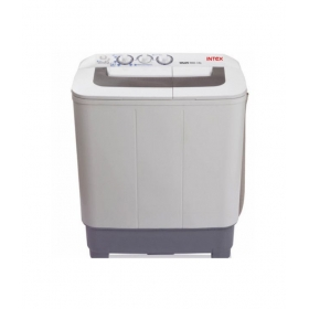 Intex 6.2 Kg Wms62 Semi Automatic Top Load Washing Machine Grey