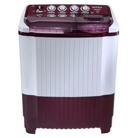 Intex Washing Machine Intex 8.0 Kg Sa80cr Semi Automatic Top Load Washing Machine