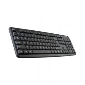 Intex Max Usb Black Usb Wired Desktop Keyboard