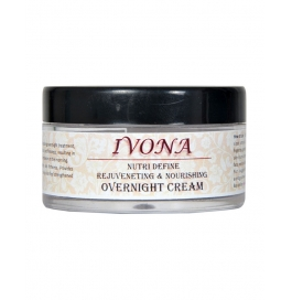 Ivona Nutri Define Rejuveneting & Nourishing Overnight Cream