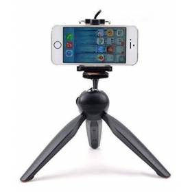 Flexible Mini Tripod (6 Inch Height) For Smartphones And Camera