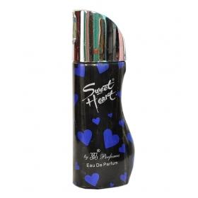 JBJ Exotic Sweet Heart Blue Perfume for men 100 ml