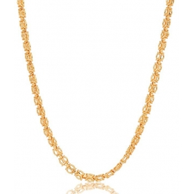 Exclusive 18 Kt Gold Plated Chain