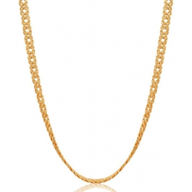 Glam Shine 18 Kt Gold Plated Chain
