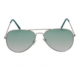 Sunglasses Green Shade Aviator Goggles For Man