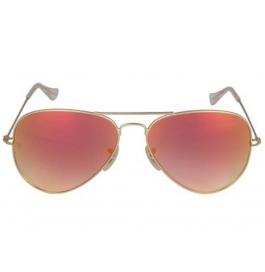 Sunglasses Golden Mercury Aviator Goggles For Man