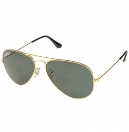 Sunglasses Green Avaitor Goggles
