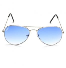 Sunglasses Blue Avaitor Goggles