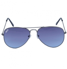 Sunglasses Blue Avaitor Goggles