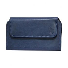 Pouch For Apple Iphone 4 8 Gb - Blue
