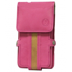 Pouch For Iberry Auxus Prime P8000 - Pink