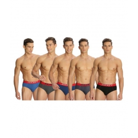 Jockey Multi Brief Pack Of 5