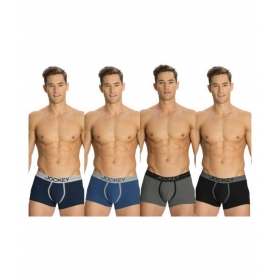 Jockey Multi Trunk Pack Of 4