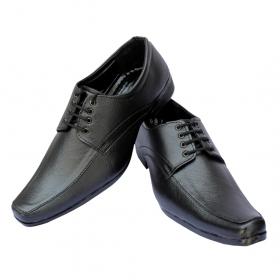 Sunbright Men's Shoes Black Formal Lace Up 202_6