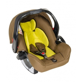 Baby Car Seat - Olive Lime