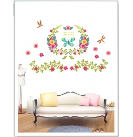 Home Dcor Living Room Wall Decal-mej1022