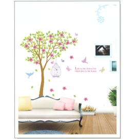 Home Dcor Living Room Wall Decal-mej1019