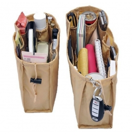 Kangaroo Keeper Purse Or Bag Organizer-beige