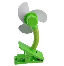 Aa /usb Powered Electric Cooling Clip Mini Fan