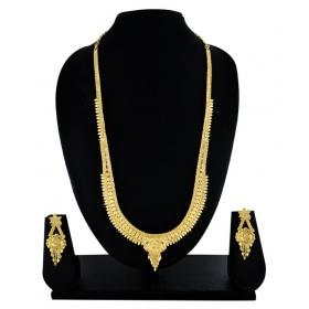 Golden Necklace Set