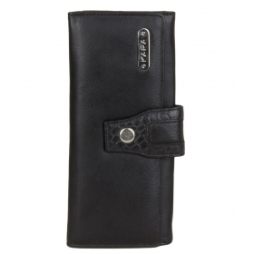 Leather Formal Wallet For Women