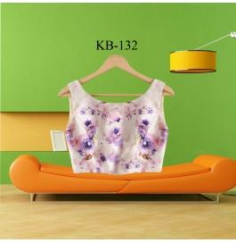 Kala Boutique Creation  Bluose Material Multicolor