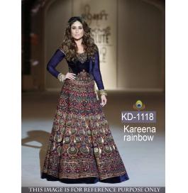 Sas Creations Velvet Multi Gown