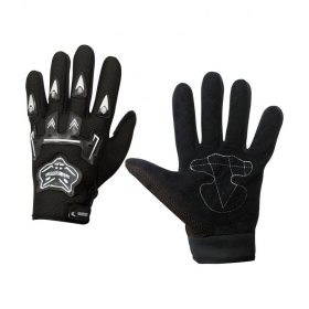 Gloves For Bike Motorcycle Riding - Black