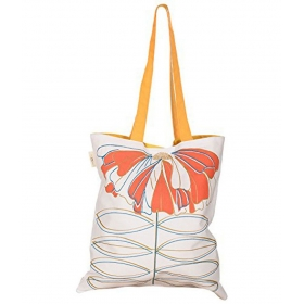 Picking Women's Canvas Tote Bag - Beige
