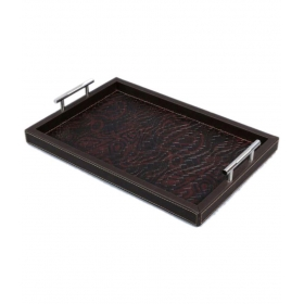 Resin Bar Tray 2 Pcs