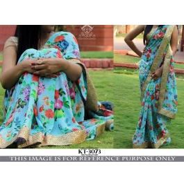 Designer Indian Ethnic Partywear Saree