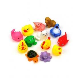 Kuhu Creations Bath Toys