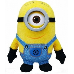 Multicolor Minion Plush Cartoon